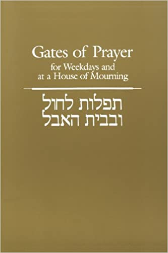 Amazon gates of prayer for weekdays and at a house of mourning amazon gates of prayer for weekdays and at a house of mourning 9780331230413 chaim stern books fandeluxe Image collections