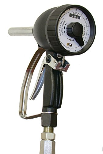 National-Spencer 1519 Quart Totalizing Pistol-Type Meter with Rigid Pipe and Automatic Nozzle by National-Spencer, Inc.