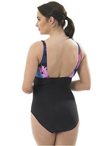 Oyster Bay Damen Badeanzug Mehrfarbig Multi Floral