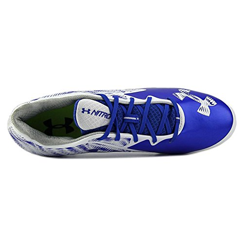 Sneaker Men's White Team UA Royal MC Under Armour Nitro Low nYUxa5wFTq