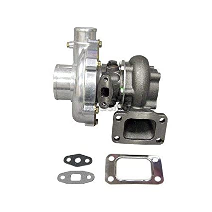 Amazon.com: Ceramic Ball Bearing T3 T04E Turbo Charger Stage III .60 .48 A/R 4 Bolt: Automotive