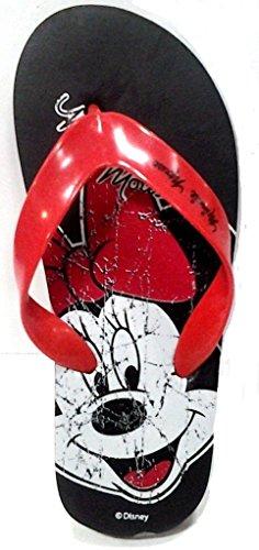 ARNETTA , Tongs pour fille rouge rouge/noir 30