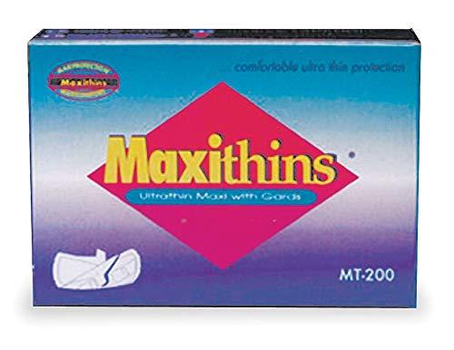 Hospeco Sanitary Napkin, 4-1/4'' Length, Package Quantity 200 - MT-200