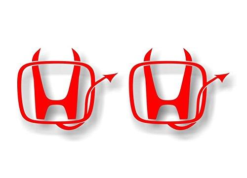 2 Little DEVIL HONDA Racing 5