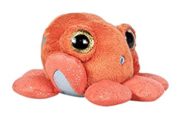 Famosa Softies - Peluche Pulpo, Color Coral (700012810)