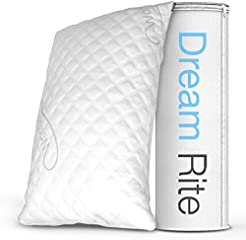 Dream Rite Shredded Hypoallergenic Memor...