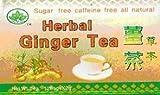 GoTo Tea Herbal Ginger Tea (Unsweetened) (12 Tea Bags) Review