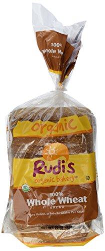 whole wheat bread organic - 1