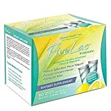 Global Health Trax (GHT) - FiveLac Probiotic Natural Lemon Flavor - 2 (60) Packets