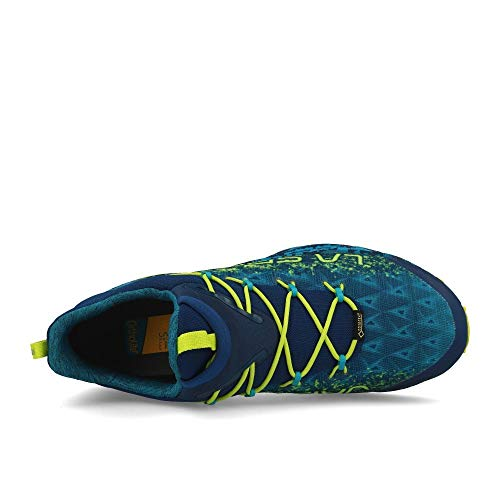 000 tropic Blu Gtx indigo Running Blue La Trail Da Tempesta Scarpe Sportiva indaco Uomo Multicolore p6nwxF7qg