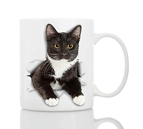 Top recommendation for tuxedo cat gifts for cat lovers