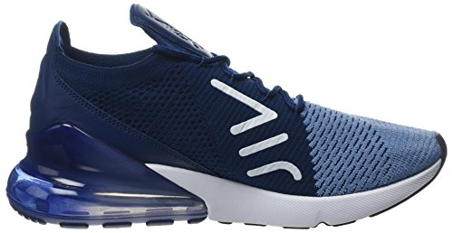400 Crimson Brave Blue Max White Work Nike da Air Total Uomo Ginnastica Flyknit Blu 270 Scarpe Blue ZwAa4q