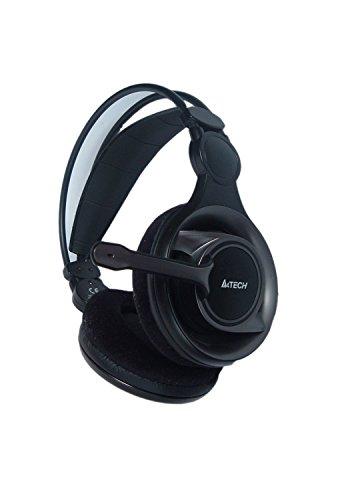 A4TECH HS-100 Stereo Gaming Headset - 1