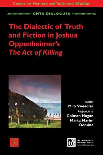The Dialectic of Truth and Fiction in Joshua Oppenheimer's The Act of Killing (CMTS Dialogues Book 1)