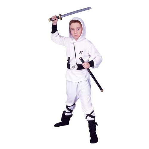 white ranger costume kids - 1