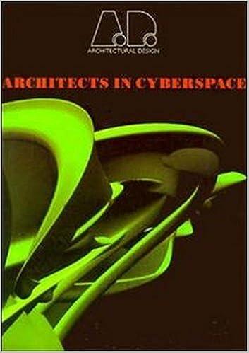 Architecture in Cyberspace (Architectural Design)
