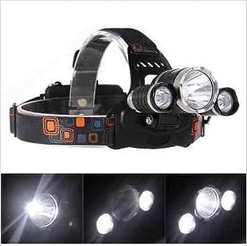 Usb4 6000 Modes LedLampe Frontale Lumière Rechargeable hBtrdCxsQ