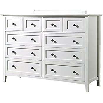 mg shop double adelina gray dresser click metallic babycache rs drawer