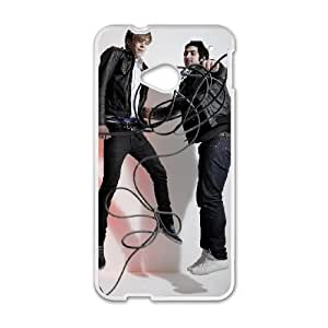 HTC One M7 Cell Phone Case Covers White Digitalism