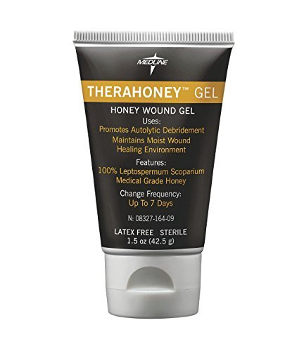 TheraHoney Honey Wound Gel - 1.5 Ounce Tube Each ()