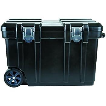 .com: stanley 037025h 50 gallon mobile chest: home improvement