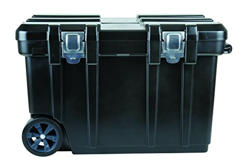Flambeau 6531BK Rolling Cart Tool Chest with Lift-Out Tray, 31-Inch