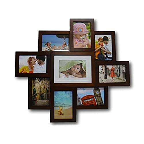 Brown Collage Picture Frames: Amazon.com