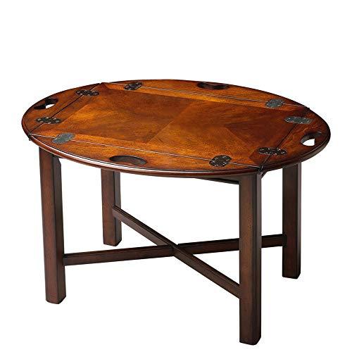 - BUTLER 2427024 CARLISLE PLANTATION CHERRY BUTLER TABLE