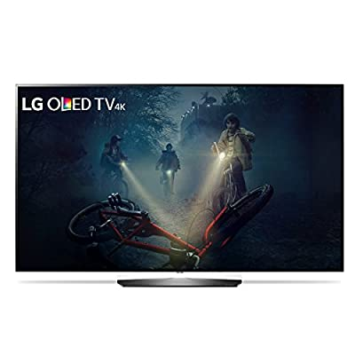 LG Electronics OLEDB7A 4K Ultra HD Smart OLED TV (2017 Model)