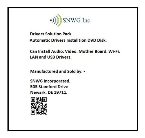 Driver Solution Pack For Compaq Presario V5000 Cto Notebook PC Installs Fix Audio Video Chipset Wi-Fi Network/Lan USB Motherboard Drivers- Windows XP Vista 7 8 32/64 Bit DVD Disk