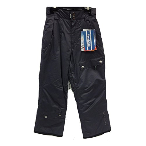 Liquid Boardwear Boys Shermy Pant Size Small Charcoal by Liquid Boardwear