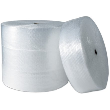 Aviditi Polyethylene Air Bubble Roll Clear 750 L x 24 W Case of 2 3//16 Thick BW316S24