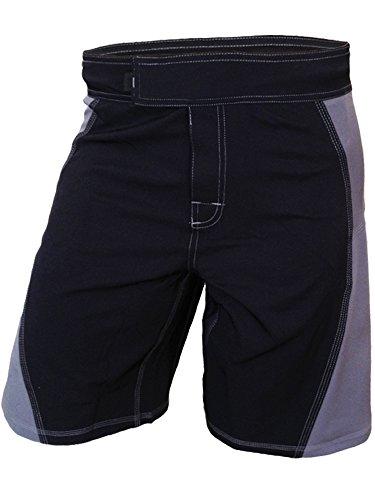 WOD Shorts for Men - Agility 2.0 (Black/Grey, 30)