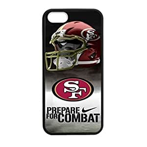 San Francisco 49ers Image Protective Iphone 6 4.7 / Iphone 5 Case Cover Hard Plastic Case for Iphone 6 4.7
