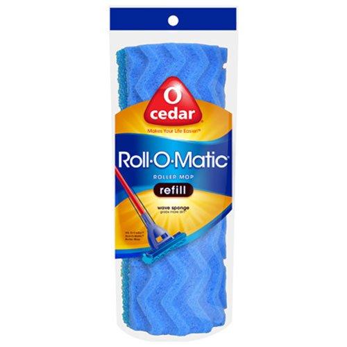 O'CEDAR BRANDS 118776 8-1/2 Sponge Mop Refill
