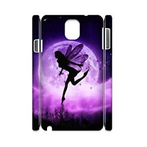 Diy Beautiful Fairy Phone Case for samsung galaxy note 3 3D Shell Phone JFLIFE(TM) [Pattern-2]