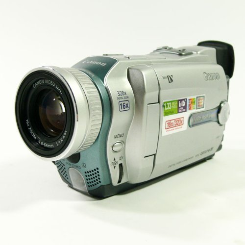 amazon com canon optura 20 minidv camcorder with 3 5 inch lcd and rh amazon com Canon Optura Mini DV Canon XL2