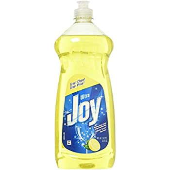 Joy Ultra 11086 30 Oz Joy Lemon Dishwashing Liquid