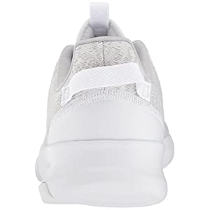 adidas Originals Men's Cf Racer Tr Running Shoe, Grey One/White/Grey Two, 10.5 M US