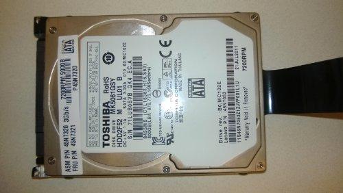 TOSHIBA MK5061GSY 500GB internal notebook