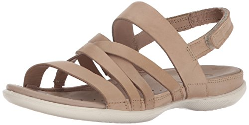 ECCO Women's Flash Casual Sandal, Dune, 38 Medium EU (7-7.5 (Ecco Flash)