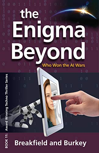 The Enigma Beyond (The Enigma Series Book 11) by [Breakfield, Charles, Burkey, Rox]
