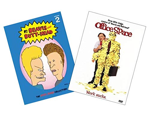 The Mike Judge DVD Collection: Office Space / Beavis and Butt-head: Volume 2