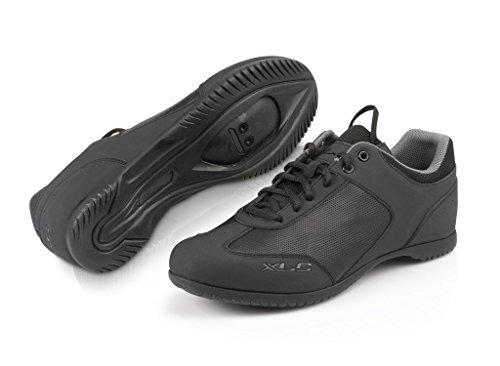 XLC de negocios zapatos de trekking bicicletas Ocio sistema SPD negro