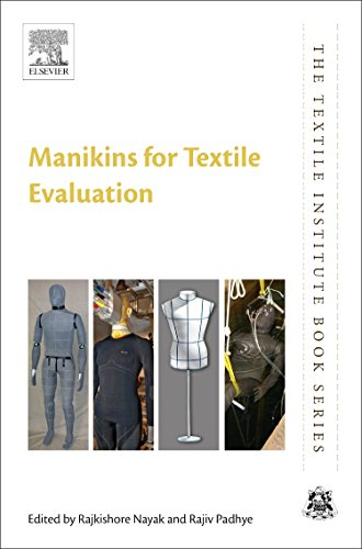 Manikins for Textile Evaluation (The Textile Institute Book Series)