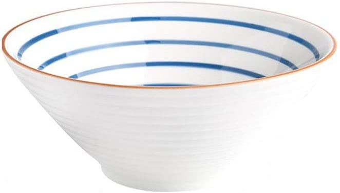 Zaoyeqi-awan Real Bone China Bowl Soup for Dinner Serving, Porcelain Bowl for Mixing, Ceramic Dessert Bowls, Kicthen Cooking Container, Ceramic Kitchen Bowls, (Color : 1)