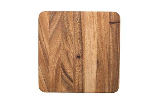 Acacia Wood Cheese Board - 4