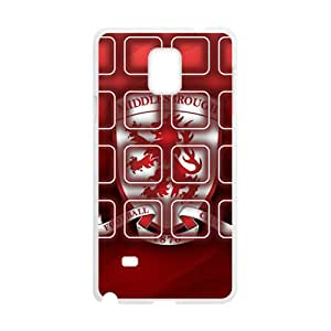 KORSE football club red car sign fashion cell phone case for Samsung Galaxy Note4