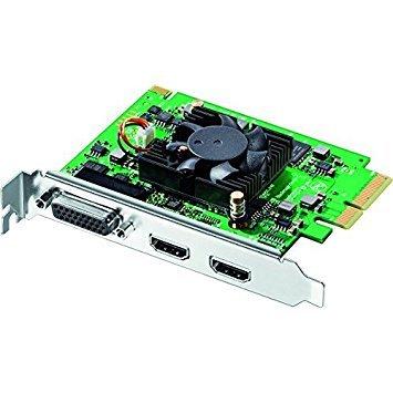(Blackmagic Design Intensity Pro 4K | PCIe NTSC/PAL HD Ultra HD Capture Playback Device)