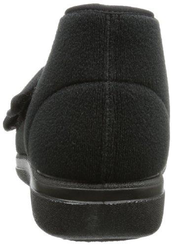 Pantofole Da Donna Di Marca Rohde Nere